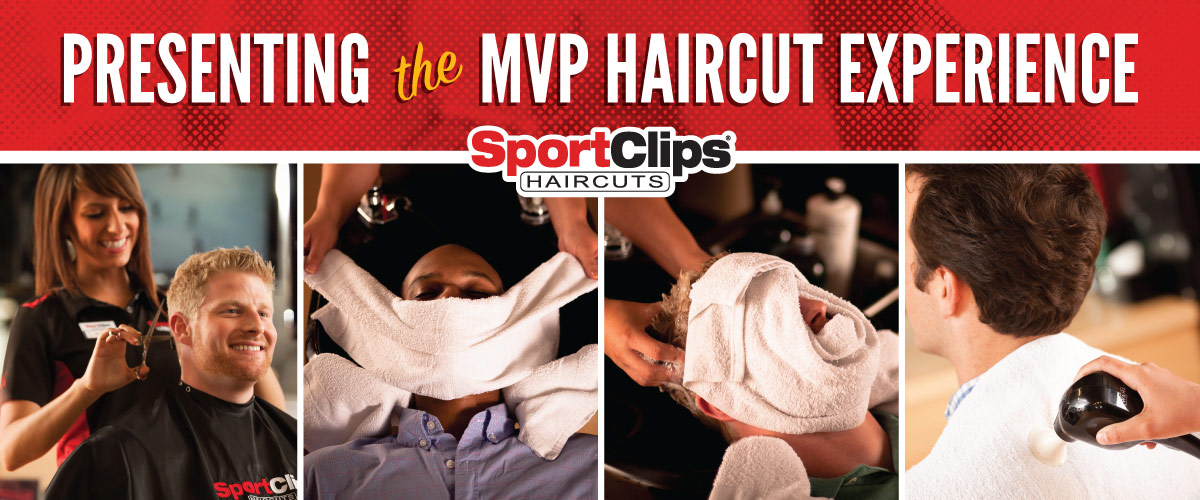 The Sport Clips Haircuts of El Paso MVP Haircut Experience